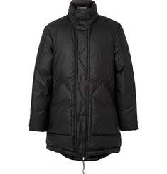 Hunter Original Down-Filled Coated Shell Coat