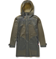Hunter Original Matte Vinyl-Coated Raincoat