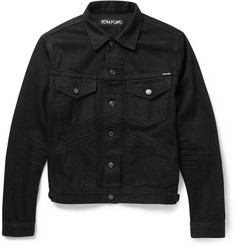 Tom Ford Slim-Fit Denim Jacket