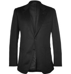 Tom Ford Black Slim-Fit Cashmere Jacket