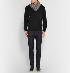 Tom Ford Slim-Fit Zip-Up Cashmere Hoodie