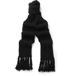 Tom Ford - Cable-Knit Cashmere Scarf