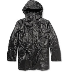 Y-3 Creased-Shell Hooded Parka