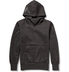 Y-3 Printed Cotton-Blend Jersey Hoodie