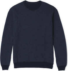 Incotex Reversible Virgin Wool Sweater