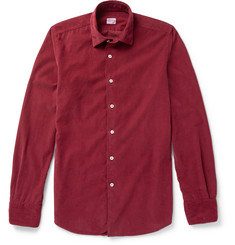 Incotex Kurt Slim-Fit Corduroy Shirt