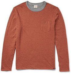 Faherty Reversible Cotton T-Shirt