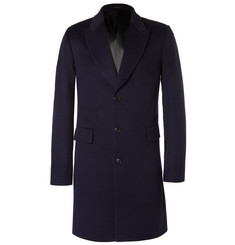 Paul Smith London Wool and Cashmere-Blend Overcoat
