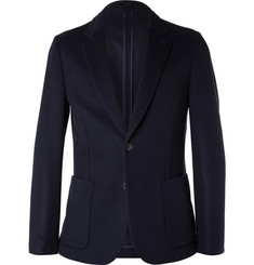Paul Smith London Soho Navy Wool and Cashmere-Blend Blazer