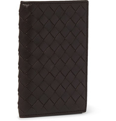 Bottega Veneta - Intrecciato Leather Bifold Cardholder