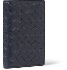 Bottega Veneta Intrecciato Leather Bi-Fold Cardholder