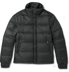 Bottega Veneta Down-Filled Quilted Shell Jacket