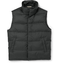 Bottega Veneta Quilted Shell Down Gilet