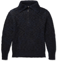 Bottega Veneta Mélange-Knit Sweater