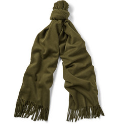 Acne Studios - Canada Oversized Brushed-Lambswool Scarf