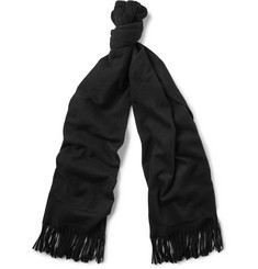 Acne Studios Canada Oversized Brushed-Wool Scarf