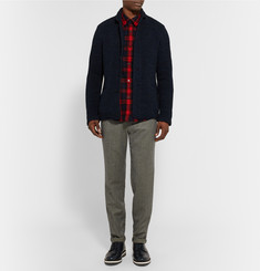 Tomorrowland Check Cotton-Flannel Shirt