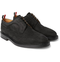 Thom Browne - Longwing Nubuck Brogues