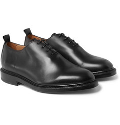 Thom Browne Whole-Cut Leather Oxford Shoes