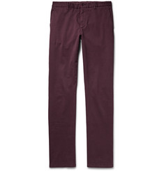 Etro Cuba Slim-Fit Cotton-Blend Trousers