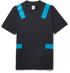OAMC Tape-Detailed Cotton-Jersey T-Shirt