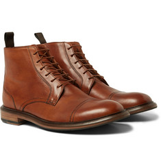 Paul Smith Shoes & Accessories Fillmore Leather Boots