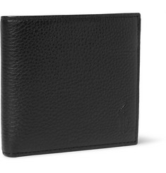 Polo Ralph Lauren Pebbled-Leather Billfold Wallet