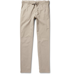 Hartford Regular-Fit Cotton Trousers