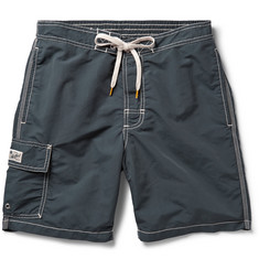 Hartford Long-Length Swim Shorts