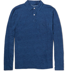 Hartford Cotton-Jersey Polo Shirt