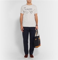 Hartford Printed Cotton T-Shirt