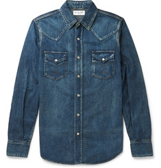 Saint Laurent - Western Denim Shirt