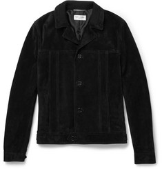 Saint Laurent - Hedi Suede Jacket