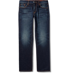 Jean Shop Washed Denim Jeans