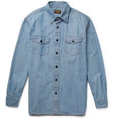 Jean Shop Denim Shirt