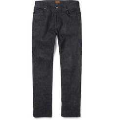 Tod's Slim-Fit Japanese Denim Jeans
