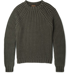 Tod's Frosted Merino Wool Sweater