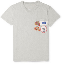 Visvim Patch-Embellished Cotton T-Shirt