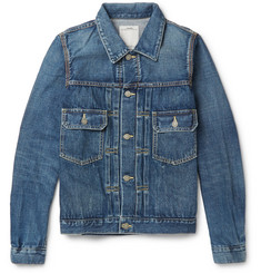 Visvim 101 Slim-Fit Denim Jacket