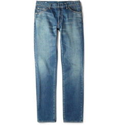 Visvim Social Sculpture 04 Slim-Fit Selvedge Denim Jeans