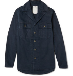 Visvim Willard Slim-Fit Cotton-Canvas Jacket