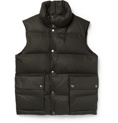 Dunhill Cotton Down Gilet