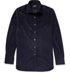 Dunhill Slim-Fit Cotton-Corduroy Shirt