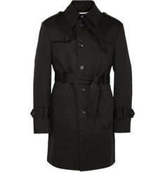 Thom Browne Cotton-Twill Trench Coat