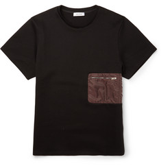 Tim Coppens Zip Pocket Cotton-Blend Jersey T-Shirt