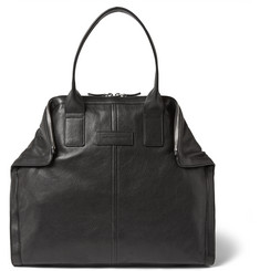 Alexander McQueen De Manta Small Leather Tote
