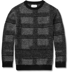Public School Mohair-Blend and Merino Wool Sweater