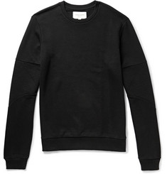 Public School Quilted Loopback Cotton and Modal-Blend Jersey Sweatshirt