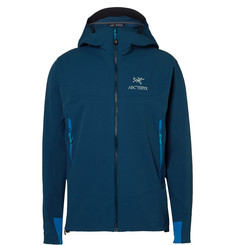 Arc'teryx - Gamma LT Burly™ Double Weave Softshell Hooded Jacket