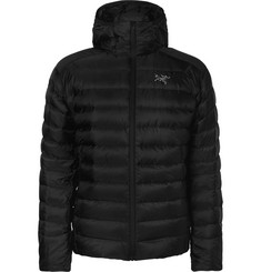 Arc'teryx Cerium Hooded LT Quilted Shell Down Jacket